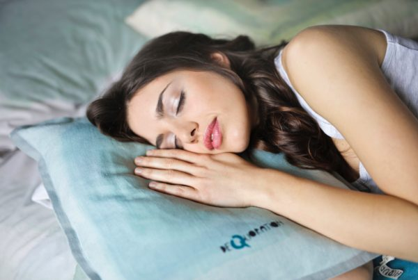How This Popular Sleeping Position is Restricting Our Body's Healing Ability by Dr. Carli Axford